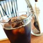 cafe 二軒堂 - アイスコーヒー