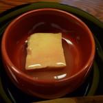 月桃庵 - 豆腐よう
