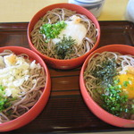 八雲 - 三色割子 ¥1.020