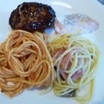 レストラン&バー ベルマルシェ - パスタと肉、魚料理