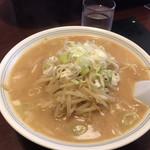 らーめん亭 - 料理写真:みそラーメン ¥750