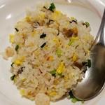 福天 - セットの炒飯