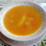 11594708 - かぼちゃのスープ