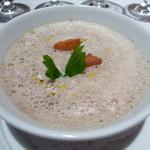 115943419 - 茸のカプチーノスープ