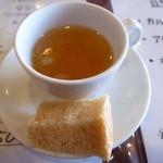 クレッシェレ - スープ