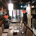 新橋シャモロック酒場 - 1F 店内