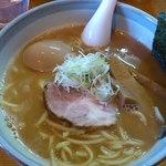 麺や スズケン - 味玉ラーメン ¥750