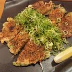 hachihachi - ネギ焼780円