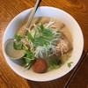 麺屋 花蔵 - 料理写真:塩パイタン麺 大盛 880円