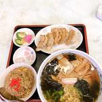 のざわ食堂 - 料理写真: