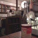 ワインとくつろぐ ツキアカリ - ドリンク写真: