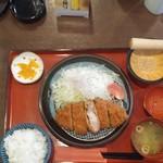 115959549 - 「特厚ロースカツ定食(@1,300円税込)」