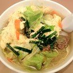 盛岡冷麺 寿々苑 - カルビ温麺
