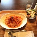ウィズカフェ - 彩り野菜のラタトゥイユ