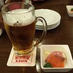 ビア&ワイン グリル銀座ライオン -