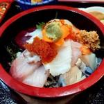 115965513 - 海鮮丼定食