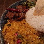 curry bar nidomi -