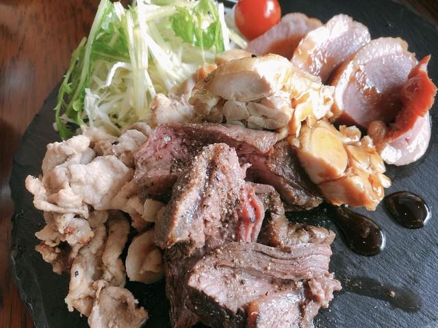 燻製のおはなし 仙川店の料理の写真
