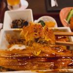 錦水館 - 料理写真: