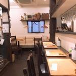 あさり食堂 - 店内雰囲気
