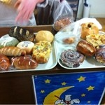 パン工房 菓蔵庵 - 料理写真:今回購入したパンたち