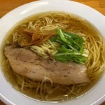 自家製麺しゅん作 - 塩ラーメン