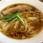 自家製麺しゅん作 - 醤油ラーメン