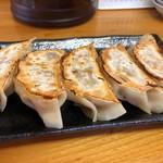 自家製麺しゅん作 - 餃子