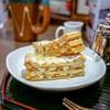 加藤珈琲店  - 料理写真:■ミルフィーユ