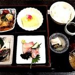 季節のおりょうり 播匠 - 松花堂\1580(税別)