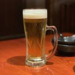 たくみ - 生ビール
