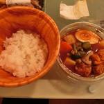 ライフ - 7種野菜のスープカレー
