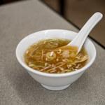 中華や - スープ