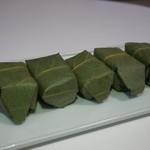 115977721 - 柿の葉寿司