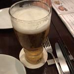 炭火焼赤身肉とクラフトビール ヴァベーネ - ハートランドビール