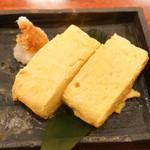 魚政 - 出汁巻き玉子