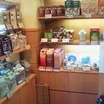 ドトールコーヒーショップ - 物販コーナー