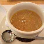 ラ・クィント - ツナがたっぷりスープ