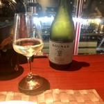 リストランテ シャイー - ランチのミニグラスワイン