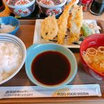 えびのや - 天ぷら定食   950円