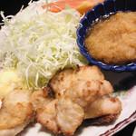 米寿 - 塩麹鳥の唐揚げ