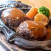 sawayaka - 料理写真:げんこつハンバーグ(デミグラソース)