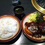 レストランくろんぼ - Bセット