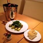 コチェリーノ - 前菜