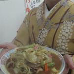 よしだ家 - 皿うどんとチャンポンがとても美味しいと評判のお店です。福岡市城南区長尾にある小さな食堂よしだ家さん。