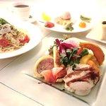 ラ・クッチーナ - 料理写真:Pranzo A(¥1570) 2012春バージョン