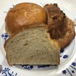 Boulangerie GNOMES'INN - アットホームな味わいのパン