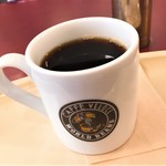 カフェ ベローチェ - ブレンドコーヒーM(200円)