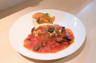 ブッシュクローバー - イタリアンハンバーグ