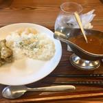 デッコラ - 料理写真:芦ノ牧温泉カレー850円